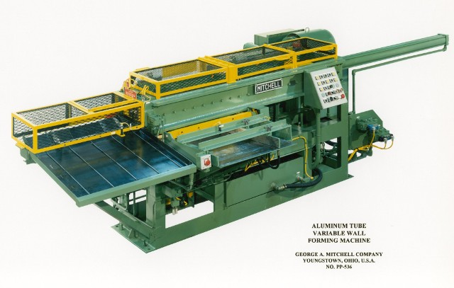 Aluminum Tube Variable Wall Forming Machine